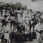 Fifth and Sixth Grade Unquowa baseball players from the early 1950s