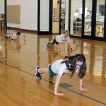 Physical education is taught to every student every day.